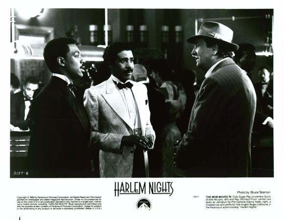 Harlem Nights Poster | www.imgkid.com - The Image Kid Has It!